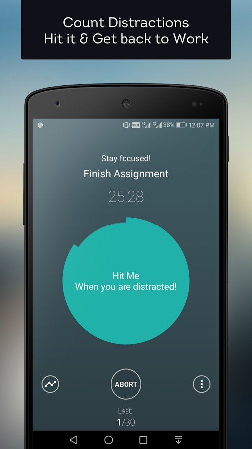 engross app to focus and avoid distraction