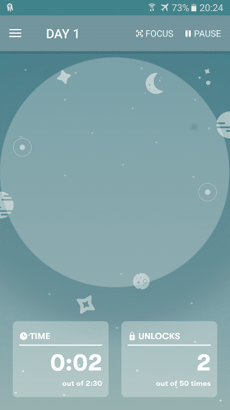 space android concentration app1 5 Productivity Apps to Help You Focus and Avoid Distractions