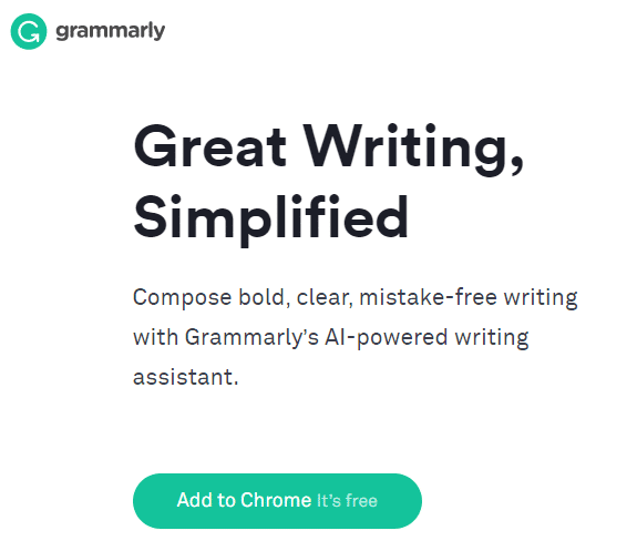 grammarly 5 Tools Used To Write Articles you Enjoy Reading