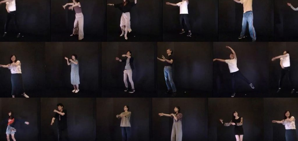 Dance x Machine Learning Computers Can Now Identify You Through Your Dance