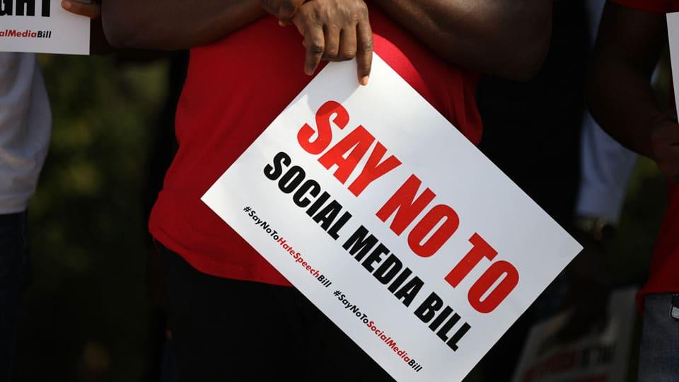 socia media bill 2019 in Retrospect: Top 10 Major Highlights of 2019 in Nigeria