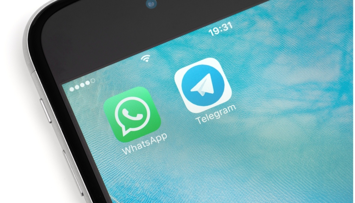 whatsapp telegram How Private Is Your Data On Social Media Apps?
