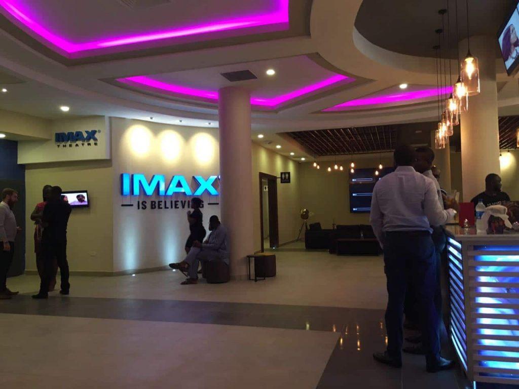 Filmhouse Cinema IMAX Lekki