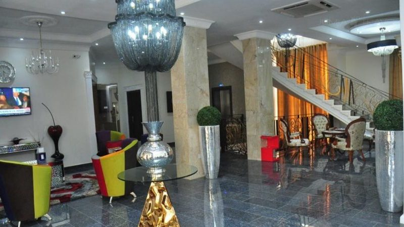 Citi Height Hotel Lagos Let's tell you a story - the protagonist is an exquisite...