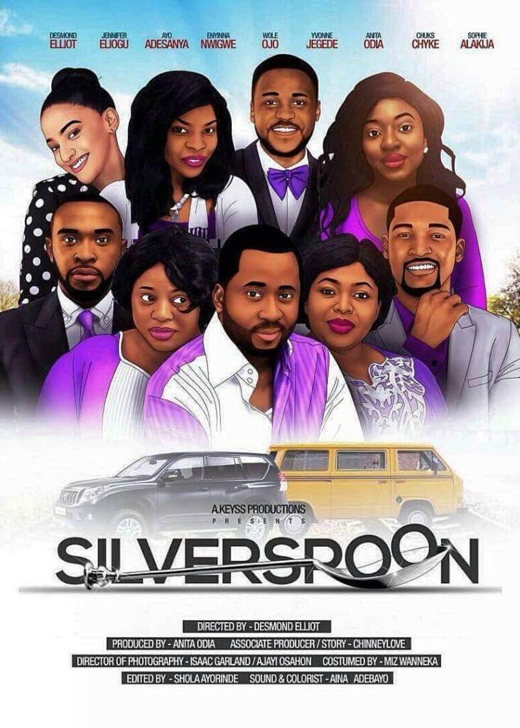 NTA Watch Wole Ojo Sophia Alakija Desmond Elliot in 'Silver Spoon 1 Who is Sophie Alakija Rammal? Comprehensive details about the Nollywood star.