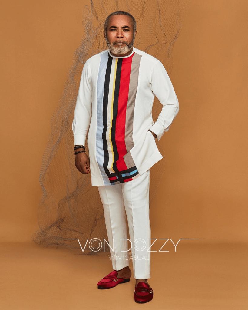 Yomi Casual Zack Orji Yomi Casual - career, biography, awards of a leading designer