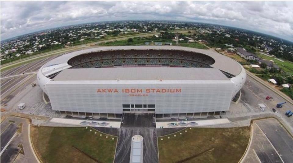 Akwa Ibom Stadium 6 9 Most Beautiful Cities in Nigeria.
