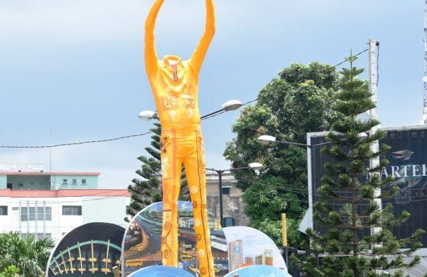 Fela Statue in Lagos 616x400 1 9 Most Beautiful Cities in Nigeria.