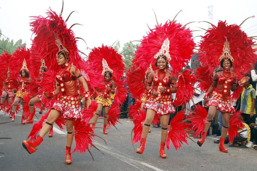 Transcorp Hotels Calabar carnival 1 9 Most Beautiful Cities in Nigeria.