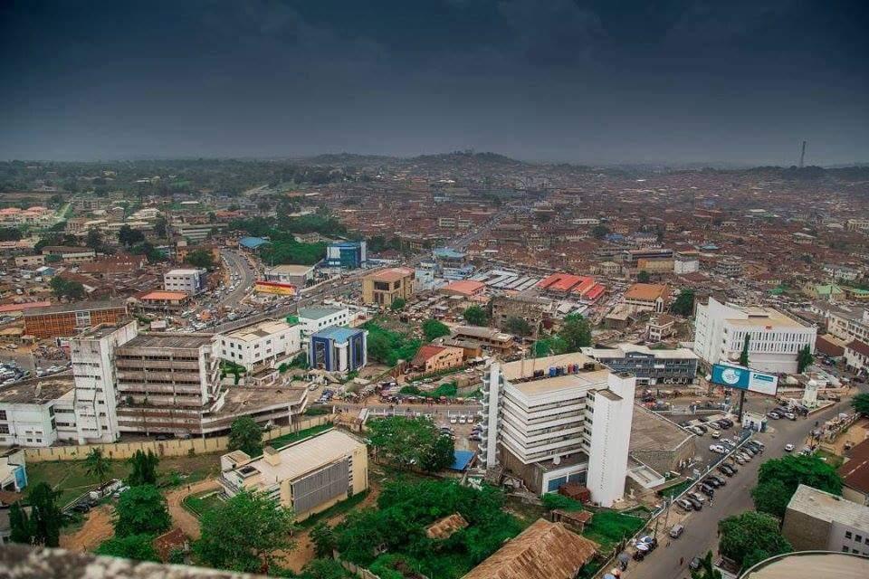 ibadan city 9 Most Beautiful Cities in Nigeria.