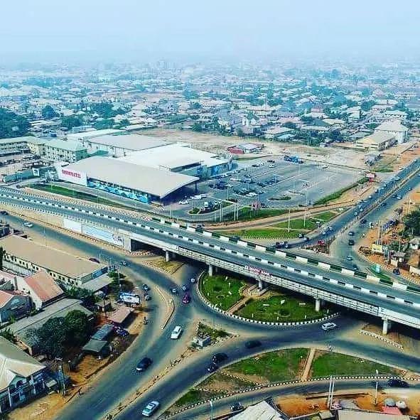 warri 9 Most Beautiful Cities in Nigeria.