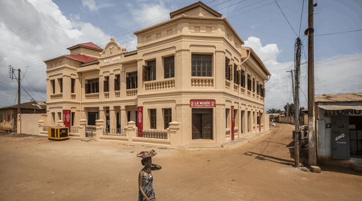 The Zinsou Foundation, Museum of Contemporary African Art, Ouidah
