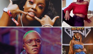 7 Ghanaian Female Artists You Need To Know 7 Ghanaian Female Artists, You Need To Know